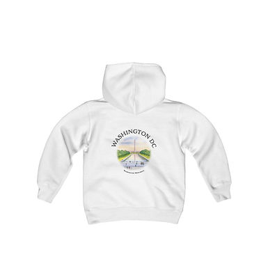 Washington Monument Youth Sweatshirt