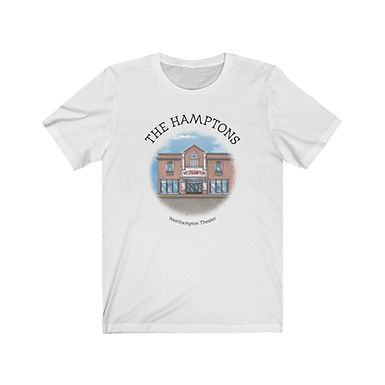 Westhampton Theater - Unisex Short Sleeve Tee