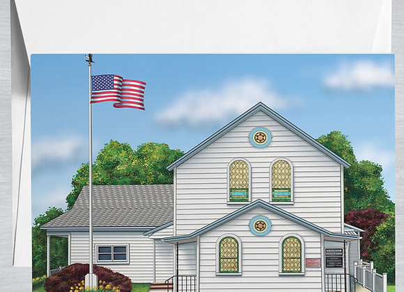 Greenport Synagogue Notecard