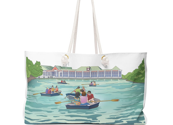 Weekender Bag - Loeb Boathouse