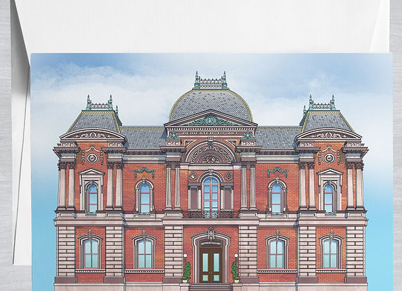 Renwick Gallery Notecard
