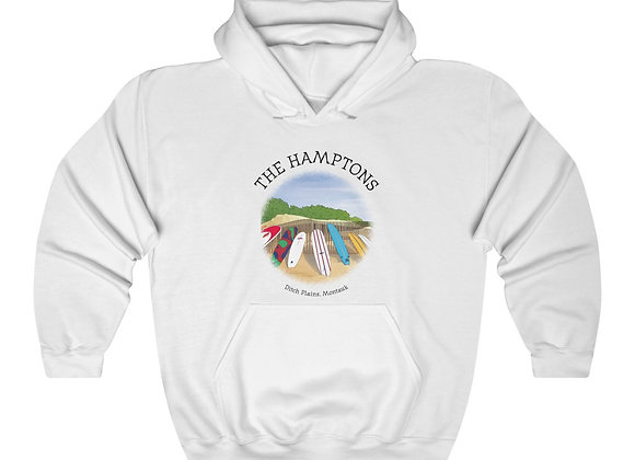 Ditch Plains Unisex Hooded Sweatshirt