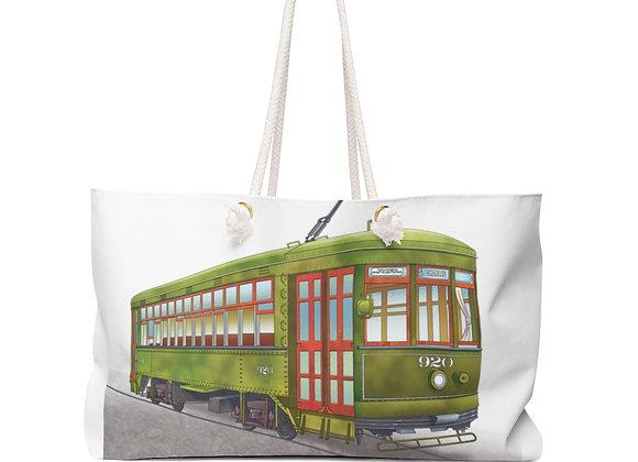 Streetcar - Weekender Bag