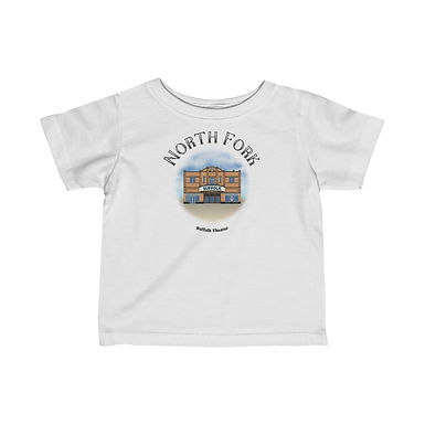 Suffolk Theater Infant Tee