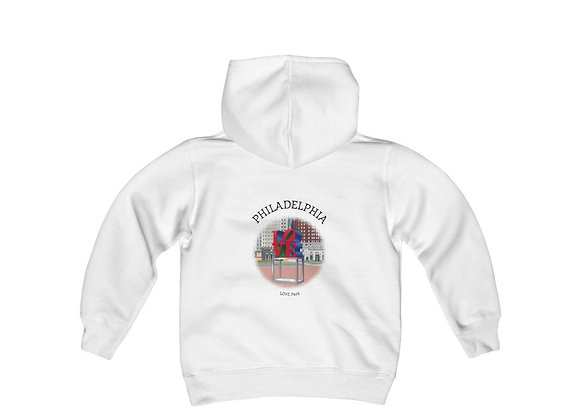 LOVE Park Youth Sweatshirt