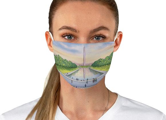 Washington Monument Face Mask