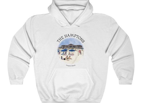Coopers Beach Unisex Hooded Sweatshirt