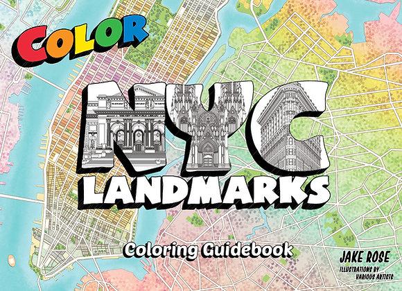 Color NYC Landmarks