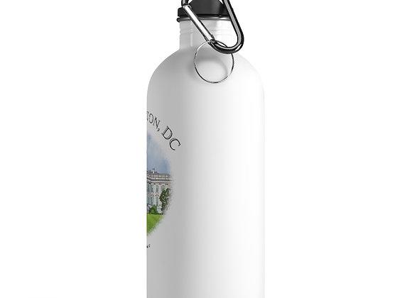 White Hosue Water Bottle