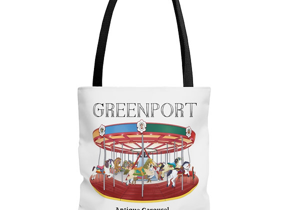 Greenport Carousel Tote