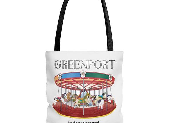 Greenport Carousel Tote