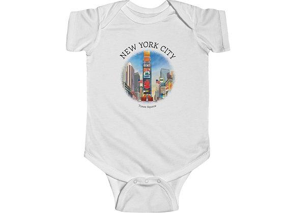 Times Square Onesie