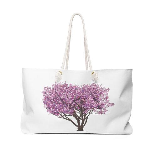 Weekender Bag - Cherry Blossom