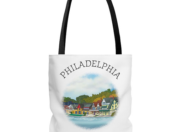 Boathouse Row Tote