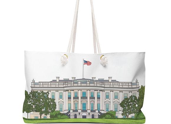 Weekender Bag - White House