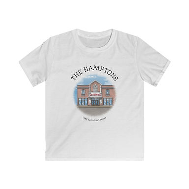 Westhampton Theater Kids Softstyle Tee