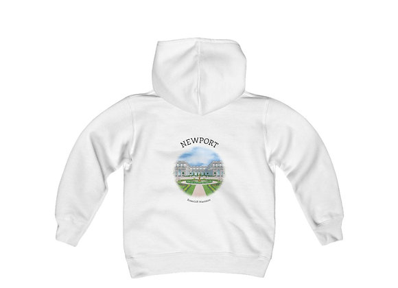 Rosecliff Mansion Youth Sweatshirt