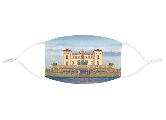Vizcaya Mansion Face Mask