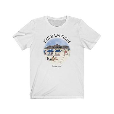 Coopers Beach - Unisex Short Sleeve Tee