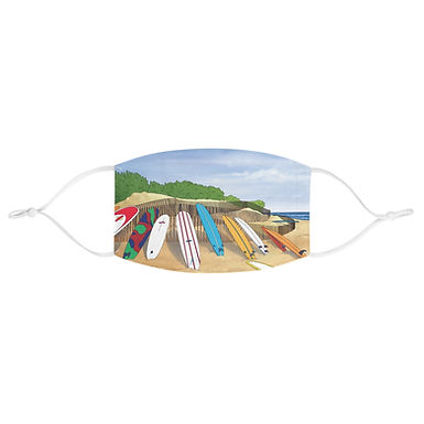Ditch Plains - Fabric Face Mask