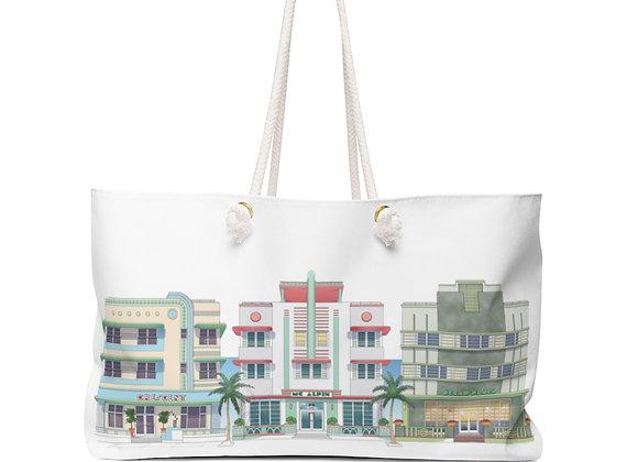 Weekender Bag - Art Deco