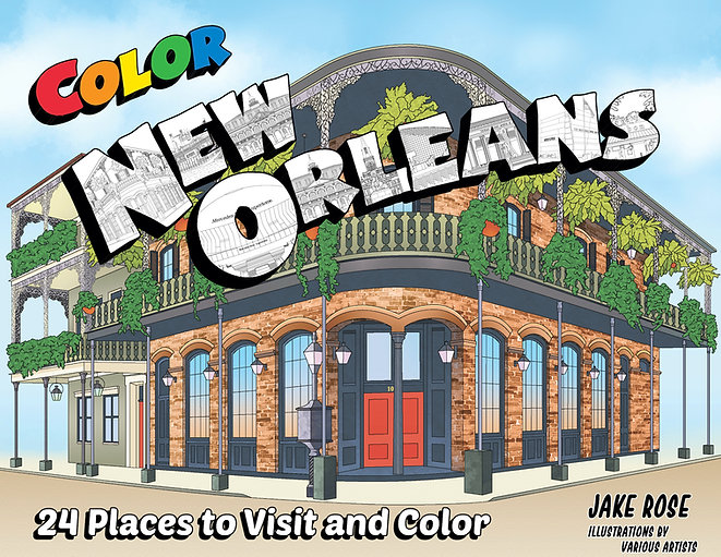 Color New Orleans