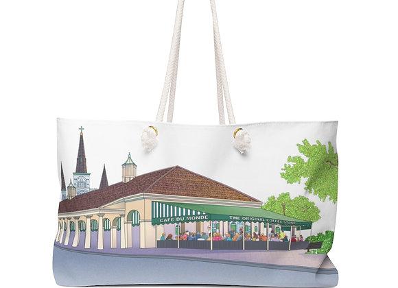 Café Du Monde - Weekender Bag