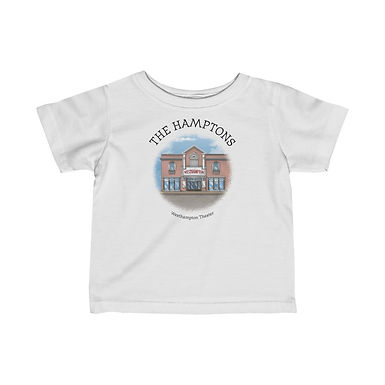 Westhampton Theater Infant Tee