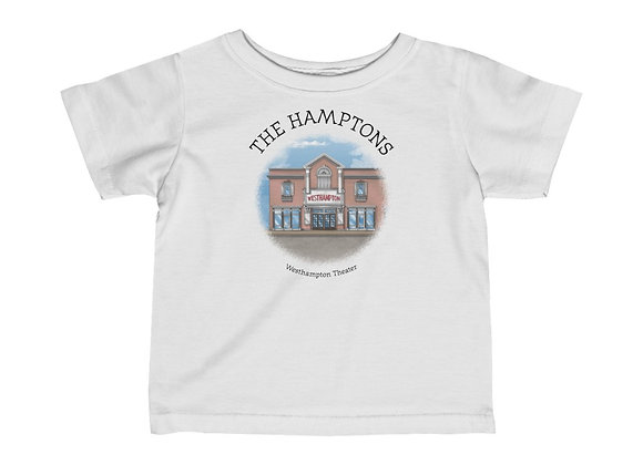 Westhampton Theater Infant Tee