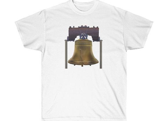 Liberty Bell - Unisex Cotton Tee
