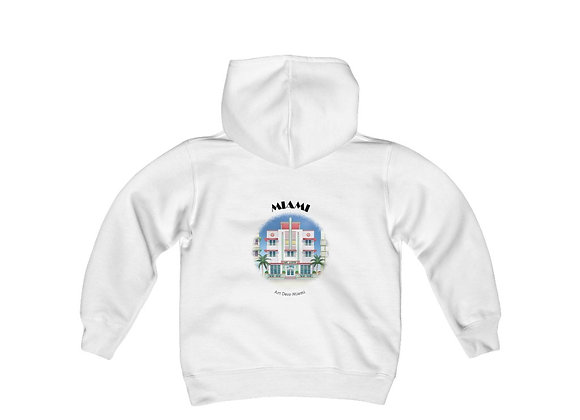Art Deco Youth Sweatshirt