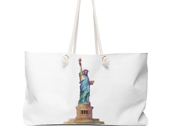 Weekender Bag - Statue of Liberty