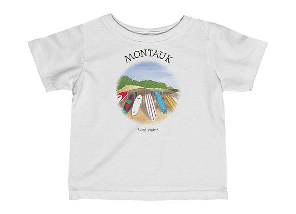 Montauk Ditch Plains Infant Tee