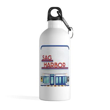 Sag Harbor Cinemas Water Bottle