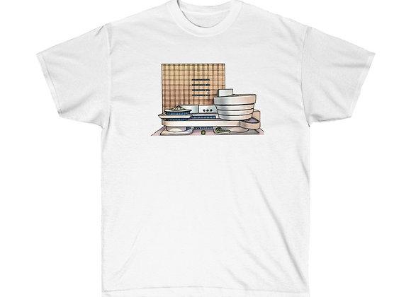 Guggenheim Museum - Unisex Cotton Tee