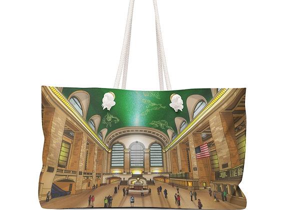 Weekender Bag - Grand Central Terminal