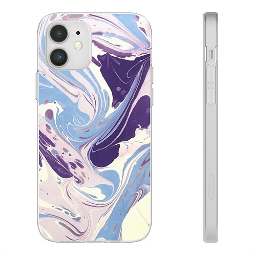 """Phone Case- """"Blue Marble"""" by Amy Worth"""