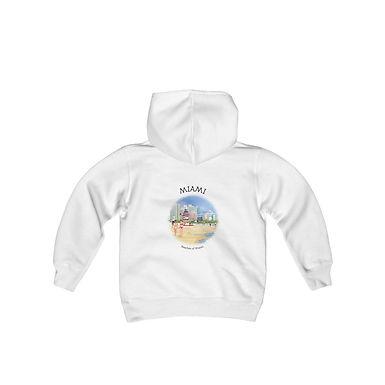 Beaches of Miami Youth Sweatshirt