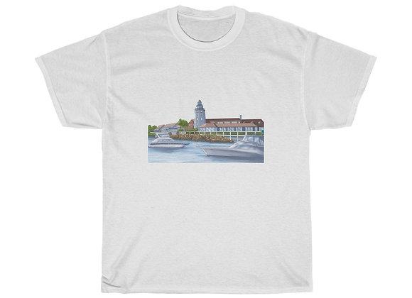 Star Island Yacht Club - Unisex Cotton Tee