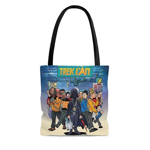 Tote Bag - 'Darth Vader at Trek Con'