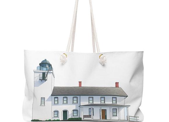 Weekender Bag - Horton Lighthouse