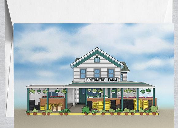 Briermere Farms Notecard