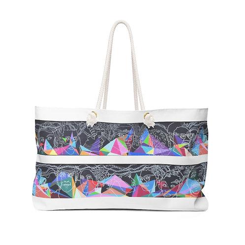 Weekender Bag - 'Double Vision'