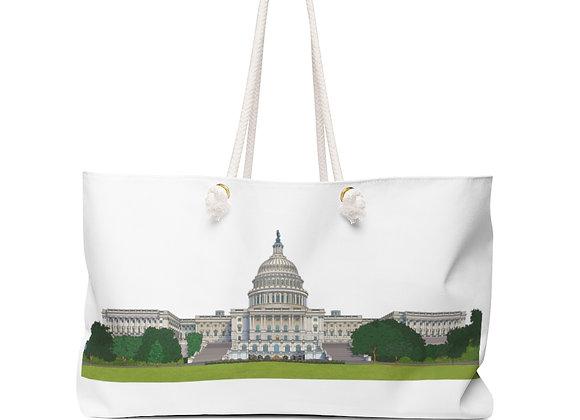 Weekender Bag - US Capitol