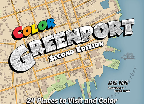 Color Greenport 2nd Edition