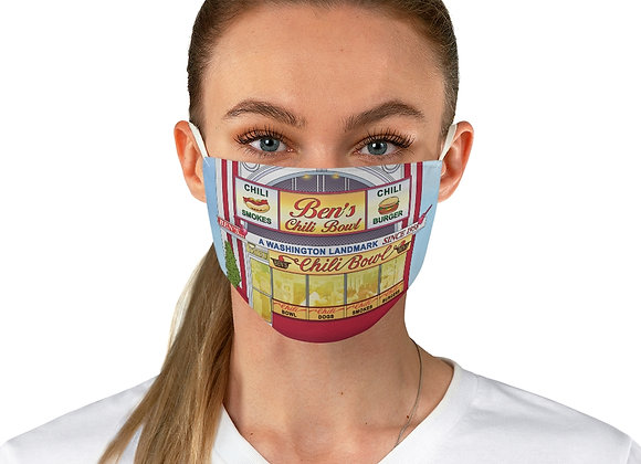 Ben's Chili Bowl Face Mask