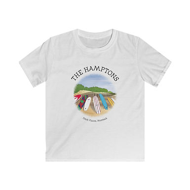 Ditch Plains Kids Softstyle Tee