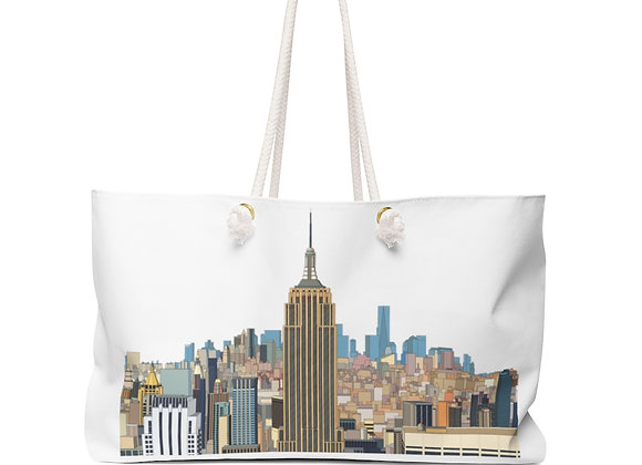 Weekender Bag - Empire State Building