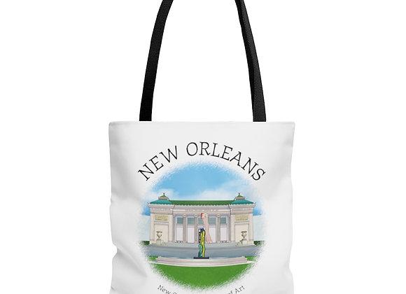 New Orleans Museum of Art Tote Bag
