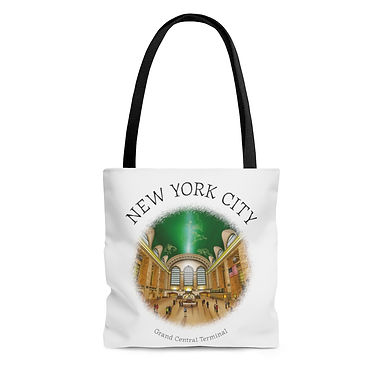 Grand Central Terminal Tote